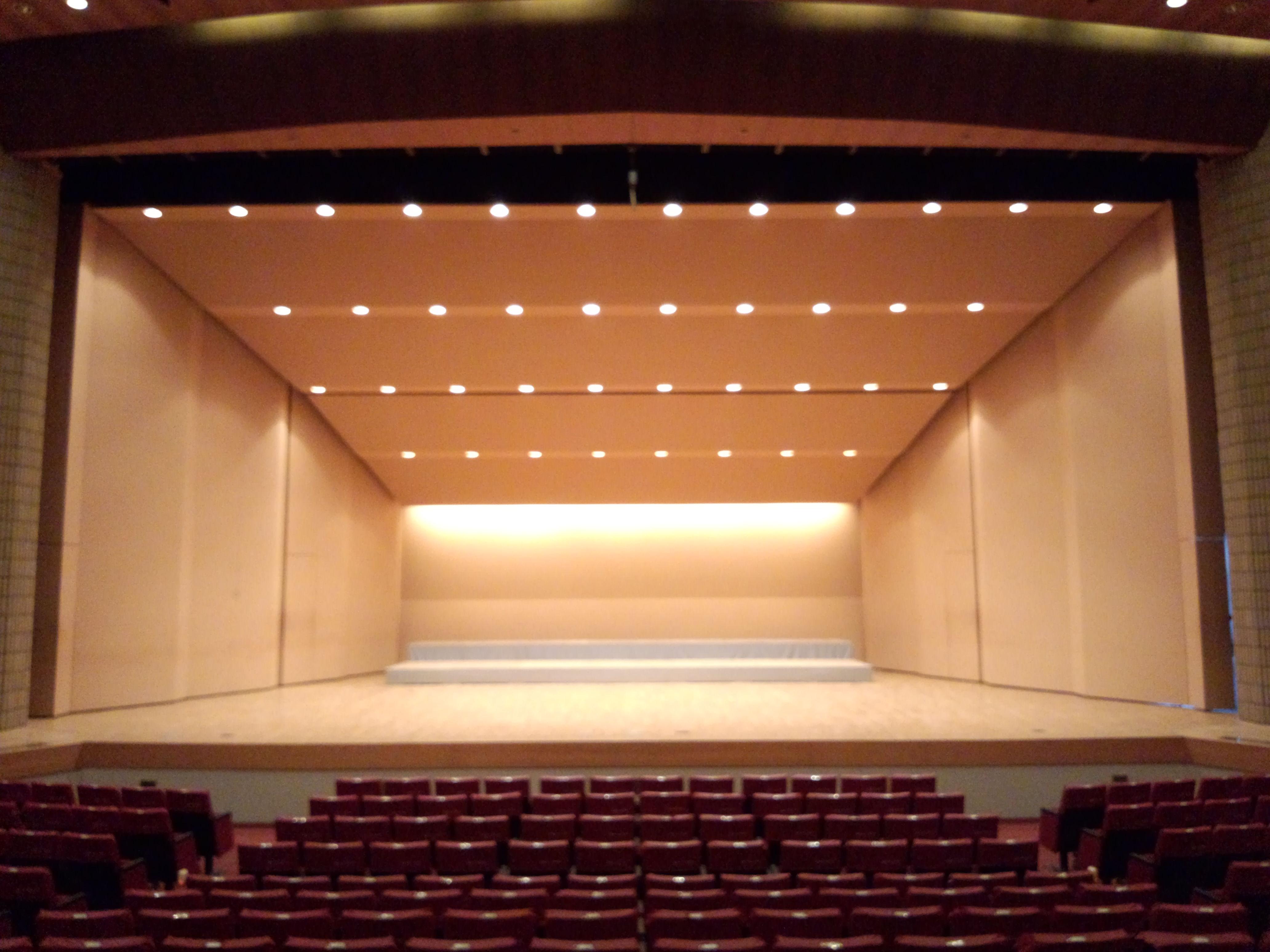 和歌山 県民 文化 会館 大 ホール